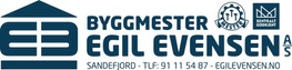 Logo, Byggmester Egil Evensen AS